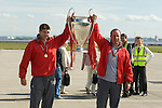 Liverpool FC - 2005 Champions League Homecoming