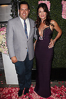 WEST HOLLYWOOD, CA, USA - MAY 13: Ross Mathews, Lisa Vanderpump at the Pump Lounge Grand Opening Hosted By Lisa Vanderpump And Ken Todd held at Pump Lounge on May 13, 2014 in West Hollywood, California, United States. (Photo by Celebrity Monitor)