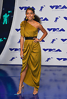 Yara Shahidi at the 2017 MTV Video Music Awards at The &quot;Fabulous&quot; Forum, Los Angeles, USA 27 Aug. 2017<br /> Picture: Paul Smith/Featureflash/SilverHub 0208 004 5359 sales@silverhubmedia.com