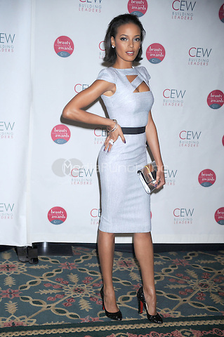 Selita Ebanks at the 2010 Cosmetic Executive Women Beauty Awards at The Waldorf=Astoria in New York City. May 21, 2010.Credit: Dennis Van Tine/MediaPunch