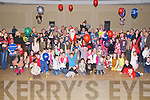 CHRISTMAS PARTY: Having great fun at the Garda children Christmas party at the Brandon hotel, Tralee on Sunday.