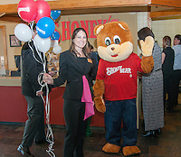 Shoney's West Ribbon Cutting with CEO David Davoudpour, West Memphis Arkansas.