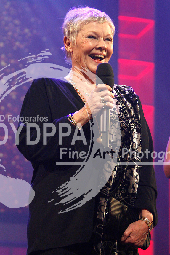 Dame Judi Dench at the Berlinale 2007, 57. Internationale Filmfestspiele Berlin / 57th Berlin International Film Festival, Shooting Stars Awards Ceremony