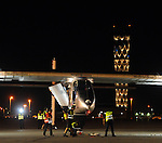 Solar Impulse 2 at Dayton 2016