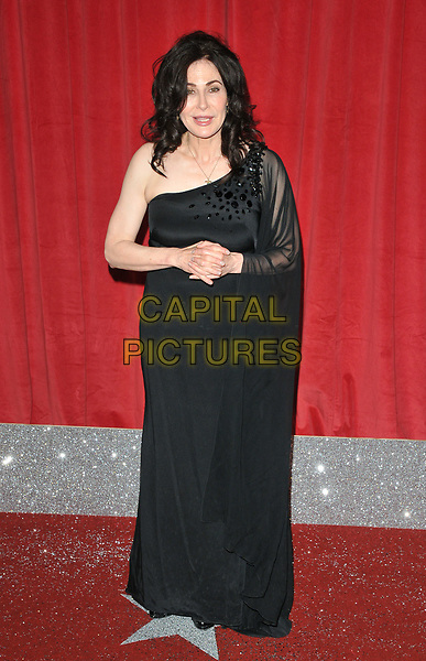 Sally Dexter at the British Soap Awards 2017, The Lowry Theatre, Pier 8, Salford Quays, Salford, Manchester, England, UK, on Saturday 03 June 2017.<br /> CAP/CAN<br /> &copy;CAN/Capital Pictures
