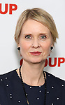 Cynthia Nixon during the New Group Annual Gala at Tribeca Rooftop on March 11, 2019 in New York City.