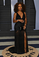 04 March 2018 - Los Angeles, California - Janet Mock. 2018 Vanity Fair Oscar Party hosted following the 90th Academy Awards held at the Wallis Annenberg Center for the Performing Arts. <br /> CAP/ADM/BT<br /> &copy;BT/ADM/Capital Pictures