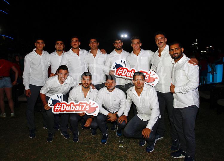 Argentina Sevens The Sevens for HSBC World Rugby Sevens Series 2018, Dubai - UAE - Photos Martin Seras Lima