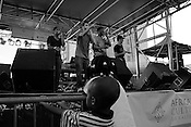 "September 4, 2010. Raleigh, North Carolina..Kooley high performs ""Vc Insd My Hd,"" off of Tab-One's solo album entitled The Tabloid.  The performance took place on Fayetteville Street during the African-American Cultural Festival.    ."