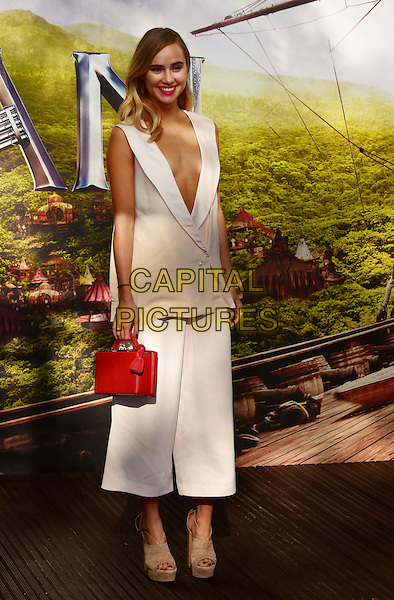 LONDON, ENGLAND - SEPTEMBER 20: Suki Waterhouse attends the World Premiere of 'Pan' at Odeon Leicester Square on September 20, 2015 in London, England.<br /> CAP/JOR<br /> &copy;JOR/Capital Pictures