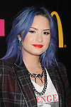 NYLON + McDonald's Dec.-Jan. Issue Launch Party, Hosted By Cover Star Demi Lovato 12-5-13