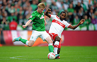 Fussball Bundesliga 2012/13: Werder Bremen - VFB Stuttgart