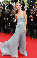 Rosie Huntington attends ''The Search' 1ere - 67th Annual Cannes Film Festival - France