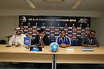 Yemen vs IR Iran during the 2016 AFC U-19 Championship Group C match at Khalifa Sports City Stadium on 20 October 2016, in Isa Town, Bahrain. Photo by Isa Ebrahim / Lagardere Sports