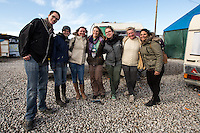 First Aid Camp - Second Team.<br />