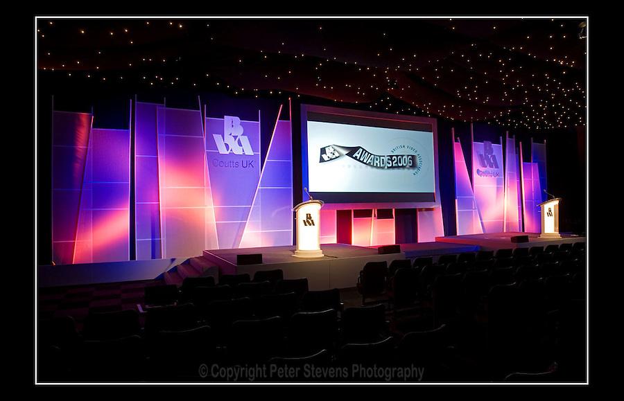 British Video Association Awards 2006 - Battersea Park, London - 6th April 2006