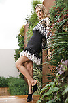 Sunday Mail, Fashion with Mirella , Black and White fashion, Photo: Nick Clayton