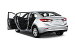 Car images of 2017 Mazda Mazda3 Sport 4 Door Sedan Doors