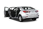 Car images of 2017 Mazda Mazda3 Sport 4 Door Sedan Doors
