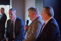 Pictured: Thursday 12 April 2018<br /> Re: Swansea City Business Networking Event at the LT10 / Morfa Suite at the Liberty Stadium, Swansea on Thursday the 12th of April 2018.