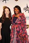 Alissandra Aronow & Lori Ward - Figure Skating in Harlem presents Champions in Life Benefit Gala on April 29, 2019 at Chelsea Pier, New York City, New York - (Photo by Sue Coflin/Max Photos)