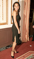 Actress Rosario Dawson at the 3rd Annual Directors Guild Of America Honors at the Waldorf-Astoria in New York City. June 9, 2002. <br /> Photo: Evan Agostini/ImageDirect