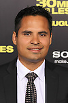 "MICHAEL PENA. World premiere of Columbia Pictures' ""30 Minutes Or Less"" at Grauman's Chinese Theatre. Hollywood, CA USA. August 8, 2011. ©CelphImage"