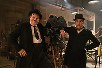 Stan &amp; Ollie (2018)  <br /> John C. Reilly &amp; Steve Coogan <br /> *Filmstill - Editorial Use Only*<br /> CAP/MFS<br /> Image supplied by Capital Pictures
