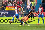Atletico de Madrid vs Valencia CF, a La Liga match at the Estadio Vicente Calderon on 05 March 2017 in Madrid, Spain. Photo by Diego Gonzalez Souto / Power Sport Images