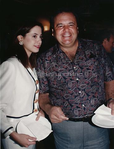 Paul, Mira Sorvino 1992<br /> Photo to By John Barrett/PHOTOlink/MediaPunch