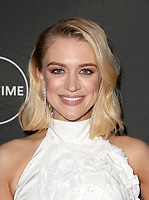 WEST HOLLYWOOD, CA - JANUARY 9: Chelsea Frei, at the Lifetime Winter Movies Mixer at Studio 4 at The Andaz Hotel in West Hollywood, California on January 9, 2019. <br /> CAP/MPIFS<br /> &copy;MPIFS/Capital Pictures