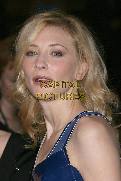 CATE BLANCHETT.18th Annual Palm Springs International Film Festival Hosts Star-Studded Awards Gala held at the Palm Springs Convention Center, Palm Springs, California, USA,.6 January 2007..portrait headshot funny face.CAP/ADM/ZL.©Zach Lipp/Admedia/Capital Pictures