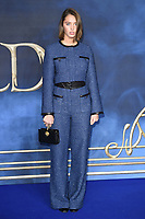 LONDON, UK. November 13, 2018: Iris Law at the &quot;Fantastic Beasts: The Crimes of Grindelwald&quot; premiere, Leicester Square, London.<br /> Picture: Steve Vas/Featureflash