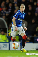 Ryan Kent of Rangers during Rangers vs SC Braga, UEFA Europa League Football at Ibrox Stadium on 20th February 2020