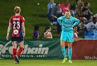 Boyds, MD. - Saturday, May 18, 2019: The Washington Spirit defeated the Portland Thorns 3-1 in a NWSL match at Maryland SoccerPlex.
