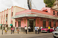HAVANA, CUBA, 26.07.2015 –  Restaurante El Floridita no bairro Havana Velha, em Havana, Cuba (Foto: Paulo Lisboa/Brazil Photo Press)