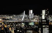 Rotterdam- Uitzicht vanaf de Euromast