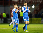 Hamilton Accies v St Johnstone&hellip;08.05.18&hellip;  New Douglas Park    SPFL<br />