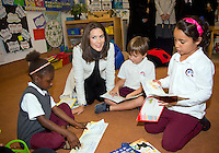 03 March 2016 - Berlin, Germany - Princess Mary visiting the Qatari Academy. Photo Credit: PPE/face to face/AdMedia