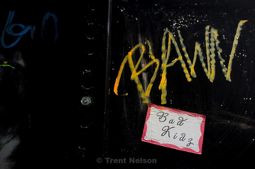 bad kids. Wednesday, June 13, 2012 in Salt Lake City, Utah.