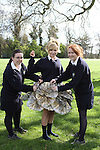 Michelle Mc Evoy, Stacey Owens and Ellen Butterly, Greenhills school..(Photo credit should read Jenny Matthews www.newsfile.ie)....This Picture has been sent you under the conditions enclosed by:.Newsfile Ltd..The Studio,.Millmount Abbey,.Drogheda,.Co Meath..Ireland..Tel: +353(0)41-9871240.Fax: +353(0)41-9871260.GSM: +353(0)86-2500958.email: pictures@newsfile.ie.www.newsfile.ie.