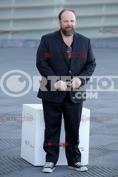 "French actor Gregory Gadebois posses during the presentation of ""Mon ame"" in the 61 San Sebastian Film Festival, in San Sebastian, Spain. September 22, 2013. (ALTERPHOTOS/Victor Blanco) /NortePhoto"