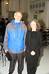 Tony Kane and Irene Nelson at the Highlanes..Picture: Shane Maguire / www.newsfile.ie