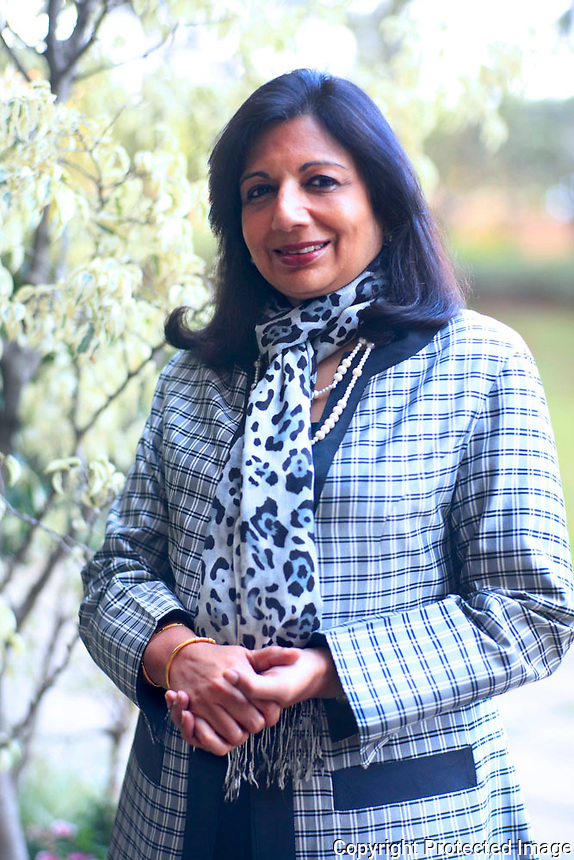 Kiran Muzumdar Shaw: Founder Director Biocon