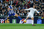 Real Madrid´s Cristiano Ronaldo during 2015/16 La Liga match between Real Madrid and Deportivo de la Coruna at Santiago Bernabeu stadium in Madrid, Spain. January 09, 2015. (ALTERPHOTOS/Victor Blanco)