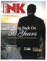 Cover and editorial photos in Radio Ink, 2011, by Debi Pittman Wilkey.