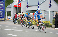 small group tries to bridge the gap to the leaders with only 30km remaining<br /> <br /> Liège-Bastogne-Liège 2014