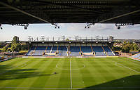 General view of the Kassam Stadium during the The Checkatrade Trophy match between Oxford United and Exeter City at the Kassam Stadium, Oxford, England on 30 August 2016. Photo by Andy Rowland / PRiME Media Images.