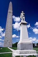 Bennington Monument. Vermont