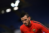 Alessandro Florenzi of AS Roma warms up <br /> Roma 11-3-2019 Stadio Olimpico Football Serie A 2018/2019 AS Roma - Empoli<br /> Foto Andrea Staccioli / Insidefoto